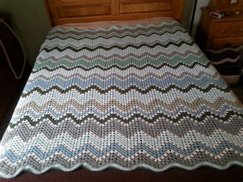 Custom Crochet Afghan Full-size Afghan Twin Full Queen Sunbeam Throw Blanket Champion Horse Blankets How To Wrap A Newborn In Perfect Touch Dale Earnhardt Jr White Baptism Perry The Platypus Therapeutic