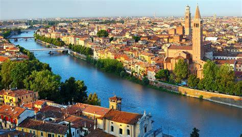 Veneto Verona by Innsbruck To Verona Cycling Via Lake Garda