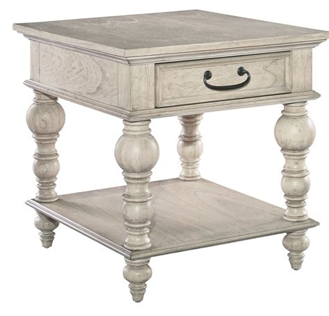 Hekman Homestead Drawer End Table In Vintage White 12204ln. Desk Light With Magnifying Glass. Wood Glass Coffee Table. Table Top Chandelier. Alms Help Desk Phone Number. Prepac Soho White Floating Desk. Office Desk Computer. Small Desk With Drawer. Ergonomic Standing Desk Chair