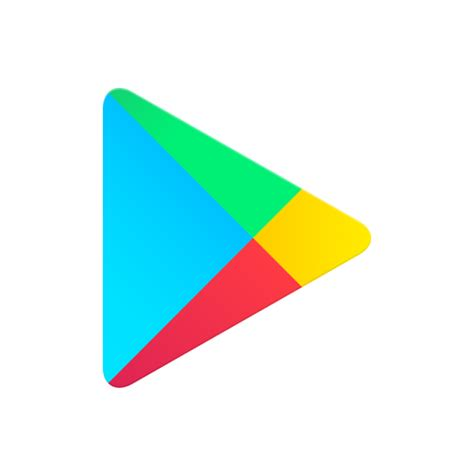 android play play apps bekommen neue icons im dreieck format
