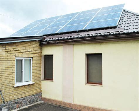 Расчёт энергоотдачи солнечной электростанции