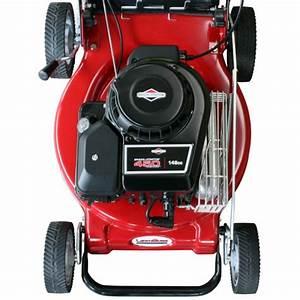 Briggs Et Stratton 450 Series 148 Cc : lawnboss b35 tondeuse pouss e moteur b s 4 temps ~ Dailycaller-alerts.com Idées de Décoration