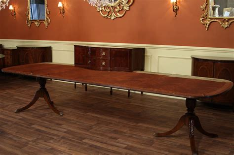 6 foot long dining table high end dining table federal style 12 foot mahogany