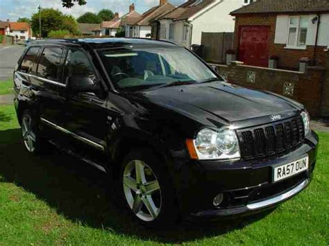 jeep srt 2007 jeep 2007 grand cherokee srt 8 car for sale