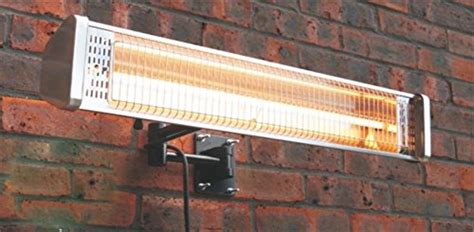 az patio heaters electric patio heater with remote wall