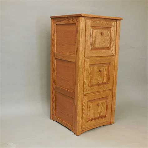 oak file cabinet country classic style solid oak 3 drawer filing cabinet