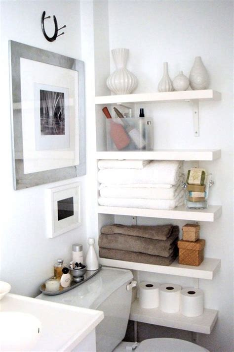 Storage Ideas For Small Bathrooms With No Cabinets by 17 Best Ideas About Cheap Bathroom Flooring On