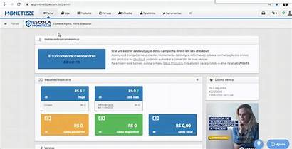 Cadastro Monetizze Como Pagina Etapa Clique Dados
