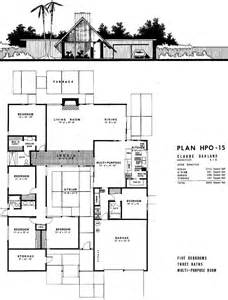 how to find blueprints of your house house history 101 how to research your pad and find your plans eichler