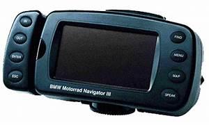 Gps Bmw Moto : le gps moto bmw mottorad navigator iii ~ Medecine-chirurgie-esthetiques.com Avis de Voitures