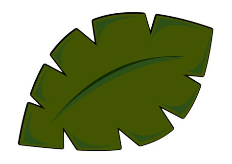 Free for commercial use no attribution required high quality images. Palm leaf clip art free. Transparent background. Less realistic template but great for kids ...