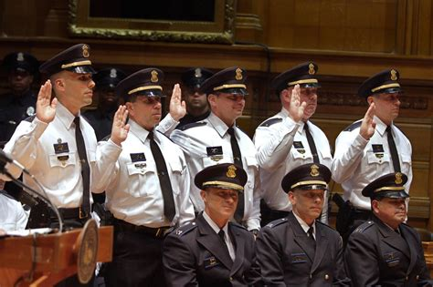 Moving up for 24 Providence police officers | video - News ...