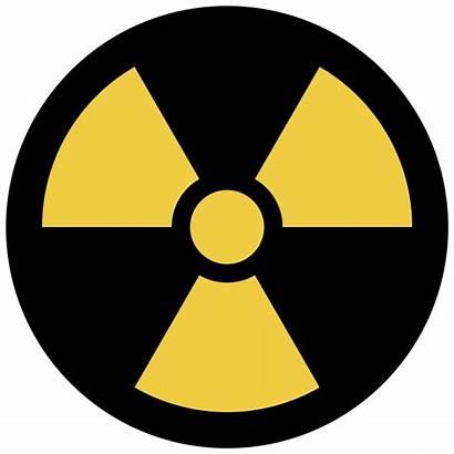 Symbol Nuclear Svg Radioactive Sign Radiation Radioactivity