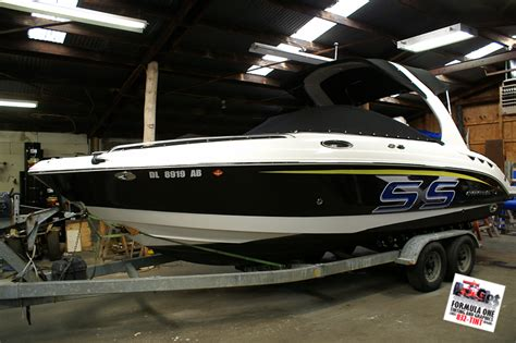 Custom Boat Covers In Maryland by Gotshadeonline Custom Vehicle Wraps Window Tinting