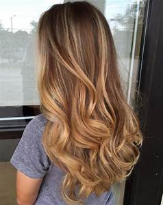 Balayage Blond Caramel : 20 sweet caramel balayage hairstyles for brunettes and beyond ~ Nature-et-papiers.com Idées de Décoration