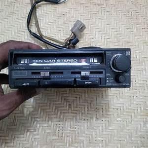 Tape Mobil Vintage   Jadul Di Lapak Toko Merah