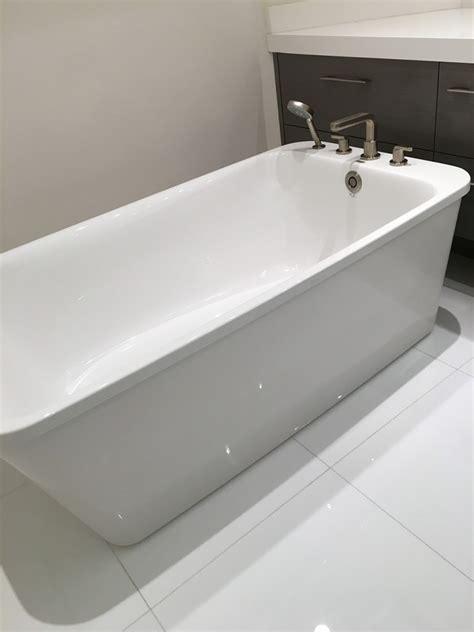 bathroom sink square americh abigail 66 34 freestanding bathtub