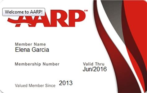 phone number for aarp membership aarp membership card