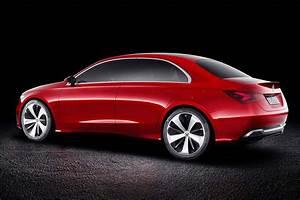 Mercedes Benz Classe S Berline : mercedes concept a sedan 2017 la classe a berline en photos et vid o ~ Maxctalentgroup.com Avis de Voitures