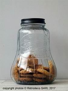 Boite En Verre Deco : bocal verre premium supplies forme poire d co campagne chehoma 21029 ~ Teatrodelosmanantiales.com Idées de Décoration