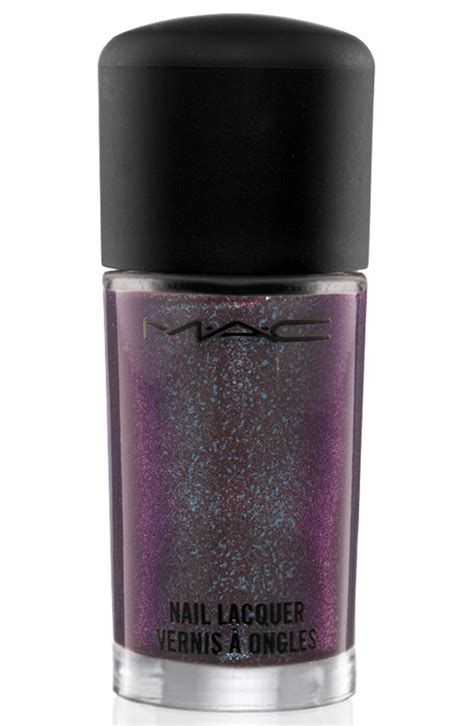 mac nail lacquer collection summer  musings   muse