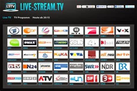 Fernsehen Am Pc Ohne Tv Karte
