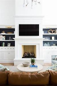 17 best ideas about white fireplace on pinterest white With kitchen cabinets lowes with dr seuss canvas wall art