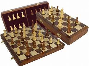 Chess Set Victorian Staunton 3 5 U0026quot    Folding Chess Board