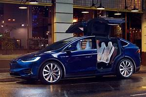 Tesla Modèle X : tesla model x reviews research new used models motor trend ~ Medecine-chirurgie-esthetiques.com Avis de Voitures
