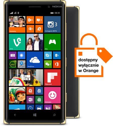 nokia lumia 830 w orange mobilitynews pl