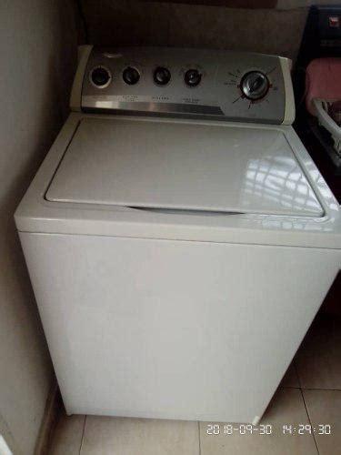 lavadora whirlpool  kg en palo negro clasf casa  jardin