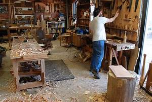 some workshop layout thoughts | Peter Follansbee, joiner's ...