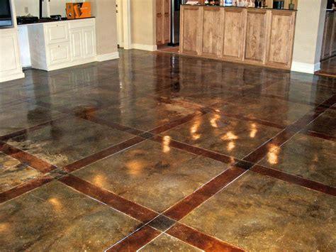 Kitchen Floor Epoxy Coating in Syracuse   CNY Creative