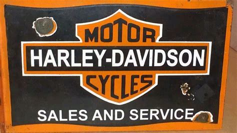 17 Best Images About Harley Davidson Signs On Pinterest