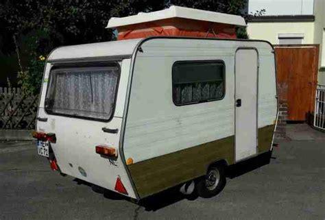 wohnwagen günstig kaufen kleiner leichter wohnwagen eriba hymer eribette