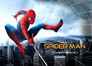 New Spider-Man: Homecoming Trailer Swings Onto the Web ...