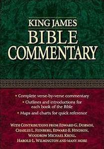 King James Bible Commentary by Edward G. Dobson ...