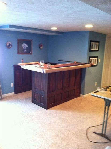 Cheap Bar Ideas by Roxanne Recycles How To Build A Home Bar On A Budget