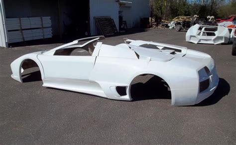 lamborghini murcielago lp roadster   piece body