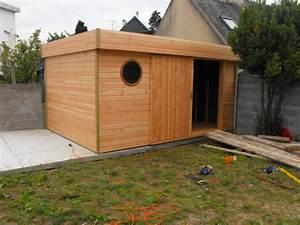 Maison nivanen Constructeur de maison ossature bois Abri de jardin