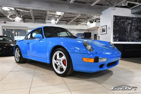 blue porsche 911 riviera blue porsche 911 turbo rare cars for sale