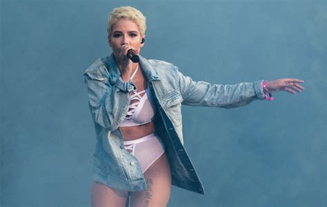 Stream Halsey's The Weeknd Cowritten New Single 'eyes