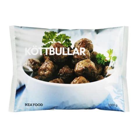 Ikea Bedroom Ideas by K 214 Ttbullar Meatballs Frozen Ikea