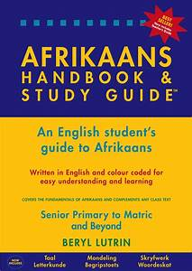 Afikaans And English Handbook And Study Guides