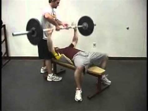 Bench Press Method by Bench Press Reactive Toss Asfm Method