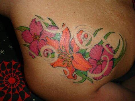 Die 25+ Besten Ideen Zu Lilien Tattoo Auf Pinterest