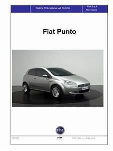 Fiat Grande Punto Service Manual English