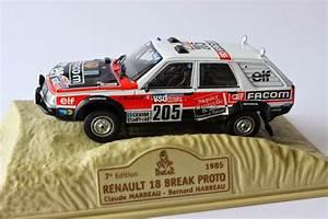Ma Collection   Renault 18 Break Proto