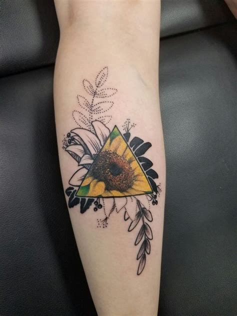 sunflower tattoos  women tattoos sunflower tattoo