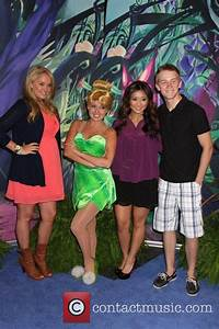 Tiffany Thornton - D23 Expo 2011 at the Anaheim Convention ...